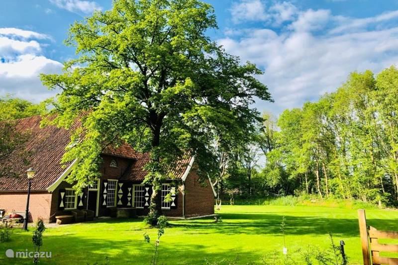 Vakantiehuis Nederland, Overijssel, Haaksbergen Vakantiehuis 't Melkhuisje