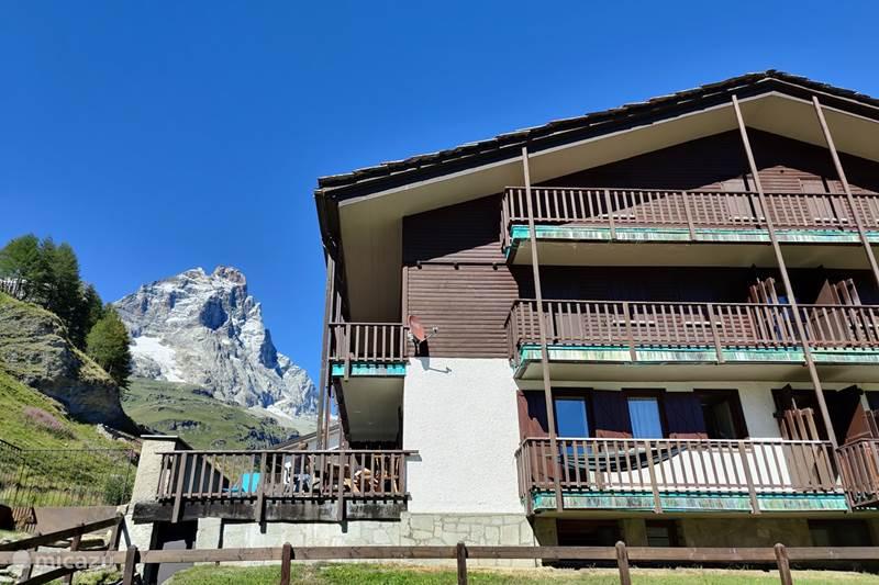 Vakantiehuis Italië, Piëmont, Cervinia Appartement Ski Chalet Cervinia Martino e Bassi