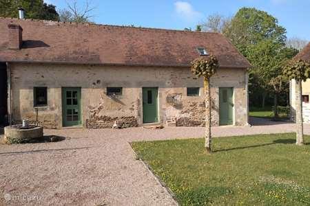 Ferienwohnung Frankreich, Indre, Sazeray gîte / hütte Domaine Pouzoult, Gîte Orange