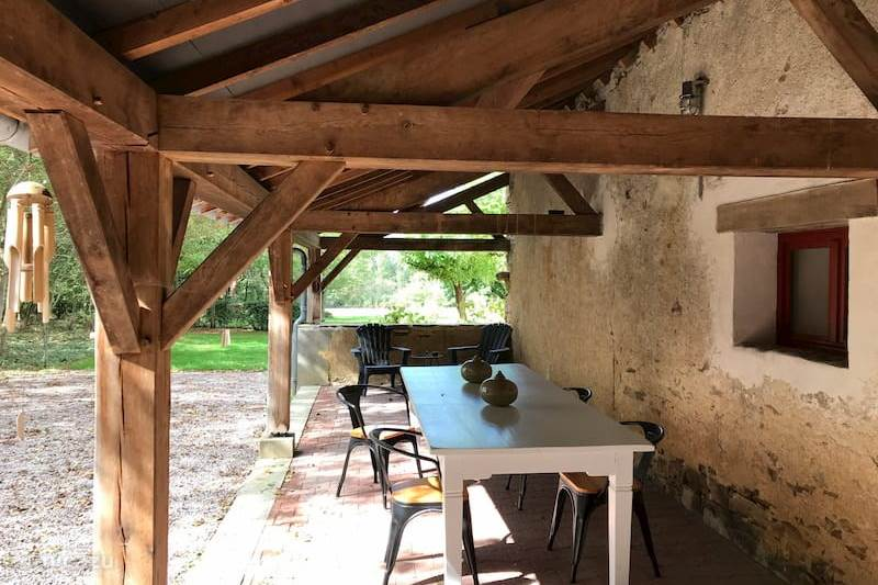 Vakantiehuis Frankrijk, Indre, Sazeray Gîte / Cottage Domaine Pouzoult, Gîte Orange