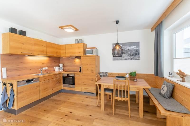 Vacation rental Austria, Salzburgerland, Neukirchen Am Grossvenediger Apartment Haus Floria