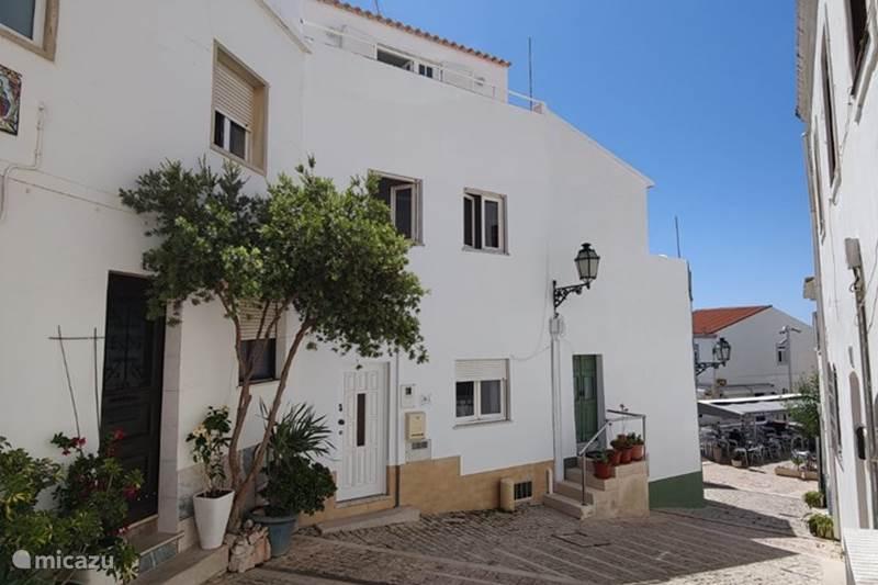 Vakantiehuis Portugal, Algarve, Albufeira Stadswoning Casa da Praia