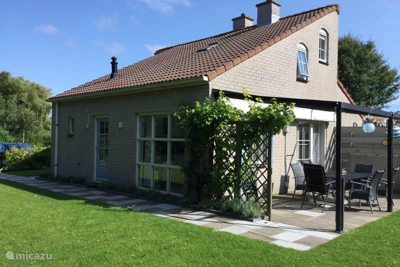 Vakantiehuis Nederland, Zeeland, Brouwershaven Vakantiehuis Vakantiehuis Christoffel 83