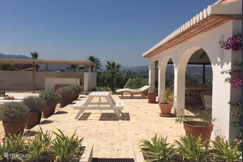 Vakantiehuis Spanje, Costa Blanca, Teulada Villa Villa Montaña