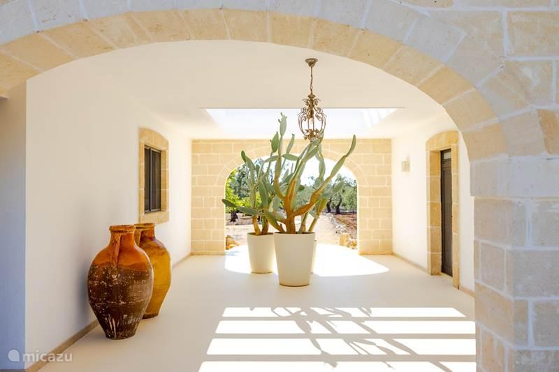 Vakantiehuis Italië, Apulië (Puglia) , Carovigno Villa Villa Digaverde
