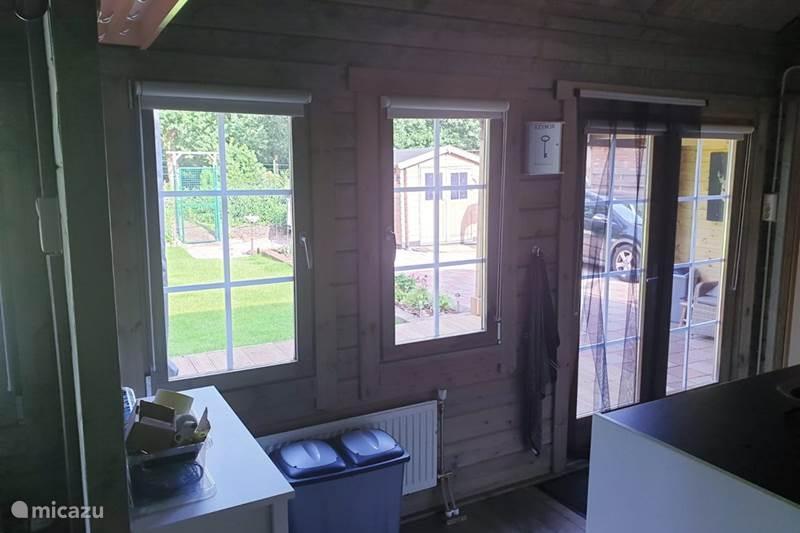 Vakantiehuis Nederland, Gelderland, Putten Blokhut / Lodge Het Witte Hert