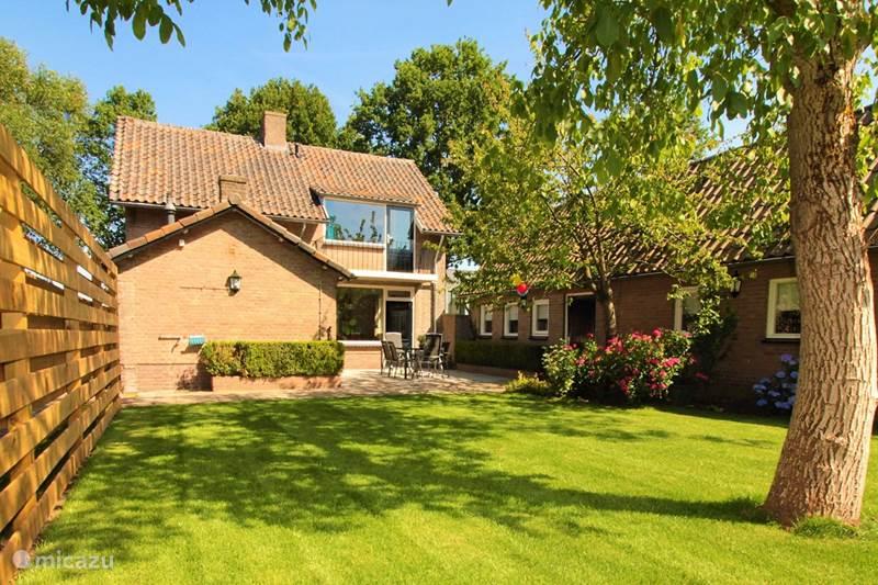Vakantiehuis Nederland, Noord-Brabant, Sint-Oedenrode Vakantiehuis 't Hoefijzer