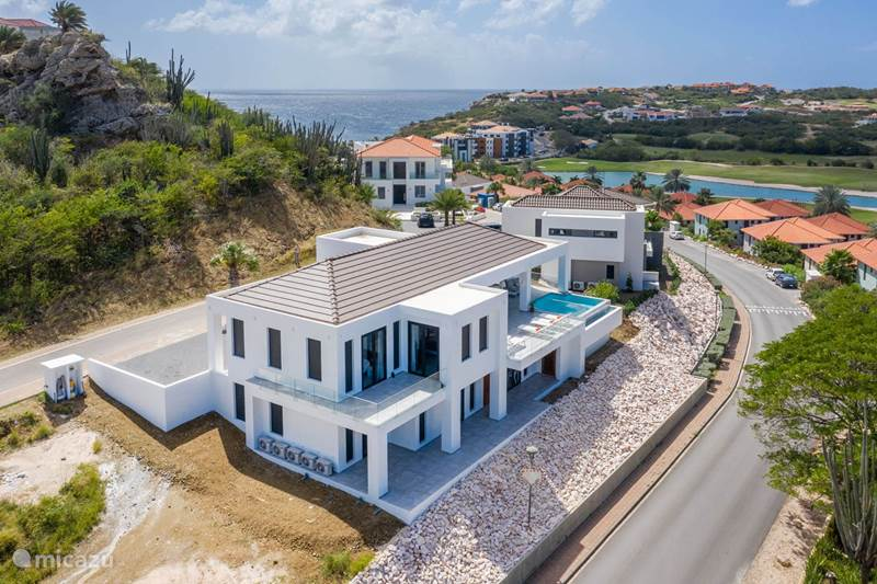 Vakantiehuis Curaçao, Curacao-Midden, Blue Bay Villa Villa Casa di Barrio - Blue Bay