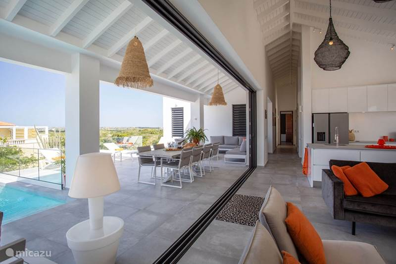 Ferienwohnung Curaçao, Curacao-Mitte, Blue Bay Villa Villa Casa di Barrio - Blaue Bucht