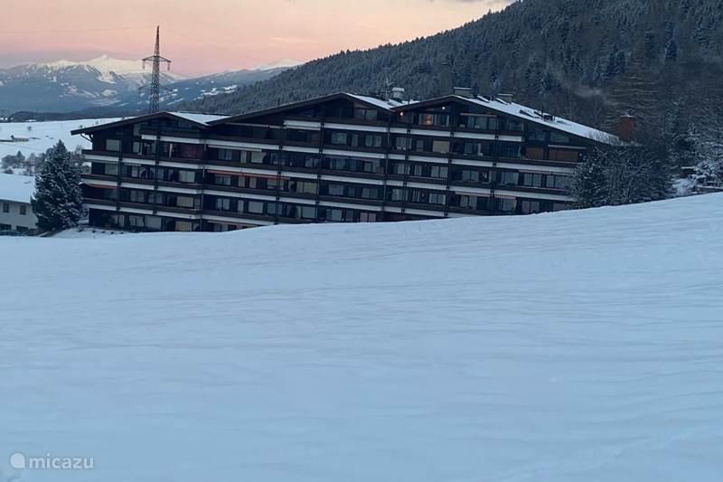 Vacation rental Austria, Tyrol, Axams Apartment Tirolerhaus Axamer Lizum- top 73