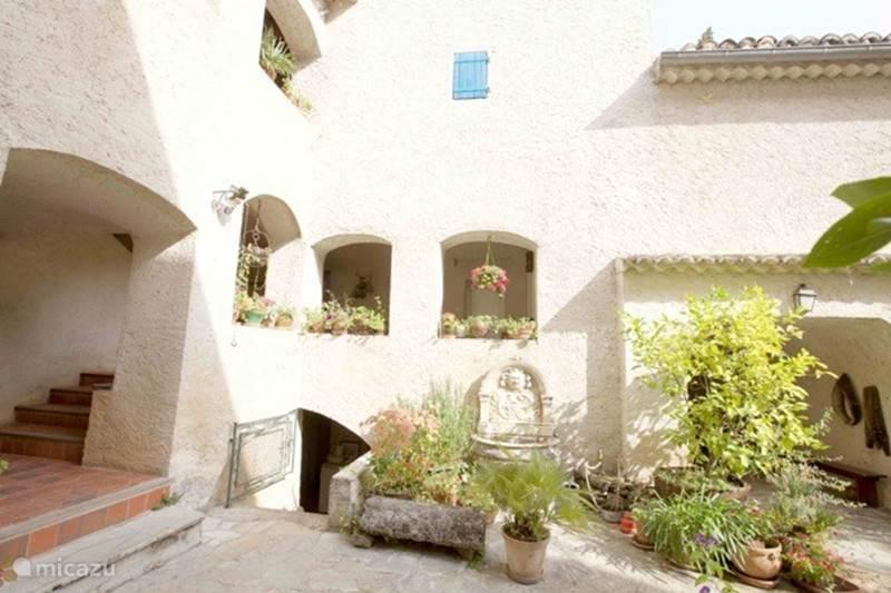 Vakantiehuis Frankrijk, Gard, Molières-sur-Cèze Appartement De Blauwe Kamer