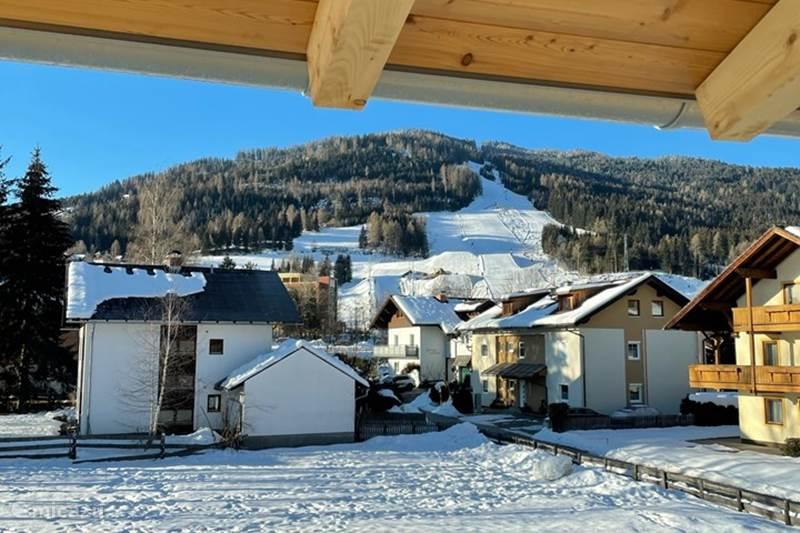 Vakantiehuis Oostenrijk, Stiermarken, Sankt Georgen ob Murau Vakantiehuis Villa Kreischberg 18p 7 slpk 7 badk