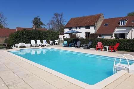 Vacation rental France, Allier, Neure  gîte / cottage Gite Les Vines