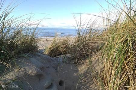 Het strand van Callantsoog