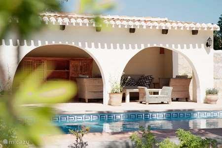 Vakantiehuis Spanje, Costa Blanca, Benitachell villa Casa Duende Benitachell