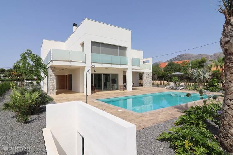 Vakantiehuis Spanje, Costa Blanca, Alfáz del Pi Villa Villa Miami