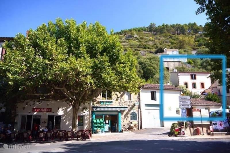 Vakantiehuis Frankrijk, Hérault, Roquebrun Vakantiehuis La Maison Rutland