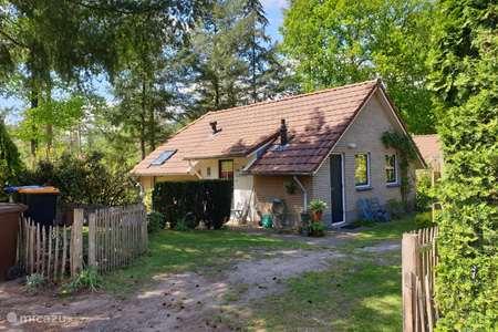 Vakantiehuis Nederland, Gelderland, Lunteren - bungalow Zonnig Boshuisje Lunteren
