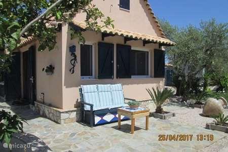 Vakantiehuis Griekenland, Peloponnesos, Petalidi vakantiehuis Bolide