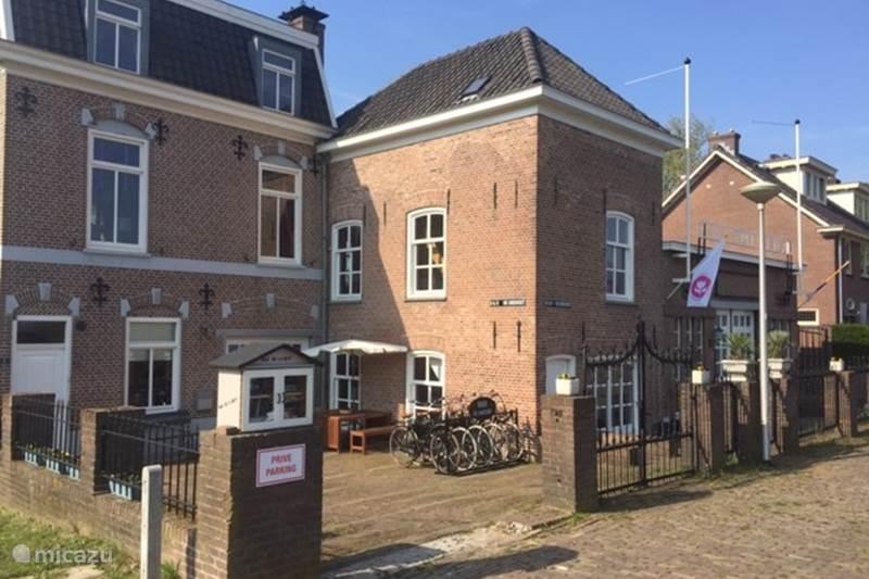 Vakantiehuis Nederland, Gelderland, Nijmegen Stadswoning De Smedery