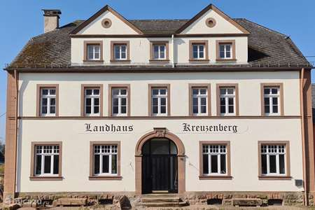 Vakantiehuis Duitsland, Eifel, Malbergweich vakantiehuis Landhaus Kreuzenberg