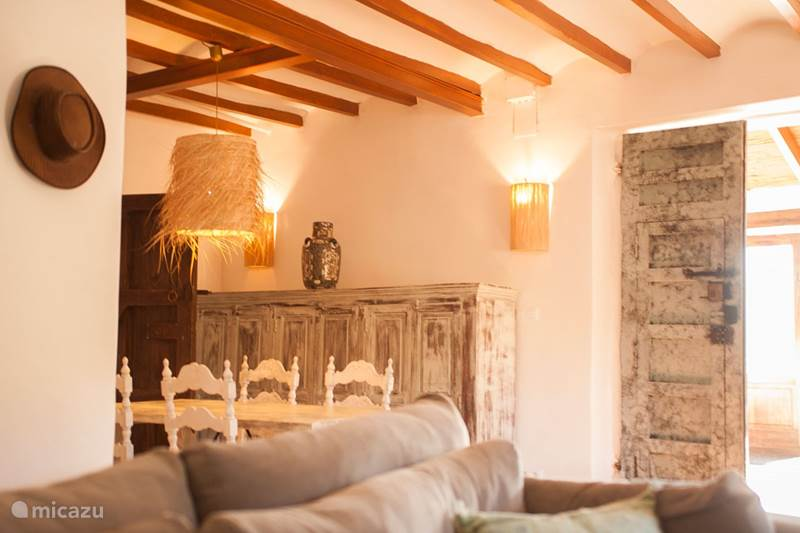 Vakantiehuis Spanje, Costa Blanca, Lliber Finca Casa Grillo
