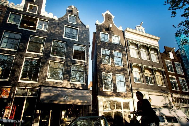 Vakantiehuis Nederland, Noord-Holland, Amsterdam Appartement Amsterdam Boutique Appartment AD1700