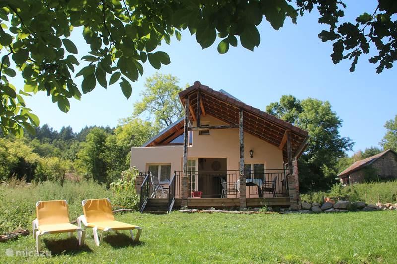 Ferienwohnung Frankreich, Allier, Le Breuil Ferienhaus Gite L'Ane Qui Rit