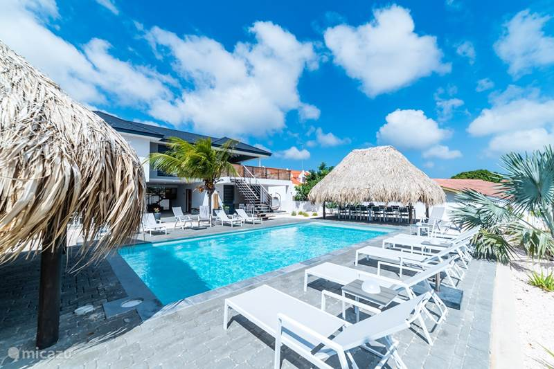 Vacation rental Curaçao, Banda Ariba (East), Jan Thiel Apartment Luxury app. Jan Thiel Beach 4 p