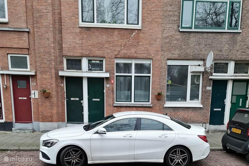 Vakantiehuis Nederland, Zuid-Holland, Rotterdam Appartement Appartement Soetendaalsekade
