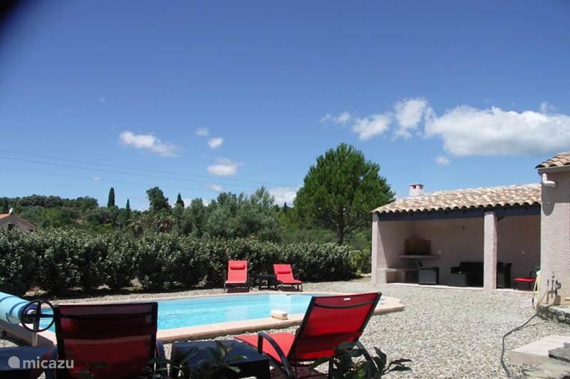 Vakantiehuis Frankrijk, Hérault, Siran-Najac Villa Villa La Grive