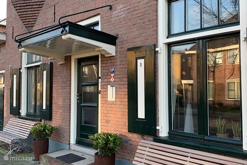 Vakantiehuis Nederland, Gelderland, Doesburg Stadswoning De Oude Wasserij