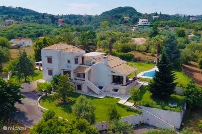 Vakantiehuis Griekenland, Corfu, Gouvia Bed & Breakfast  Marie @ Elvis B&B