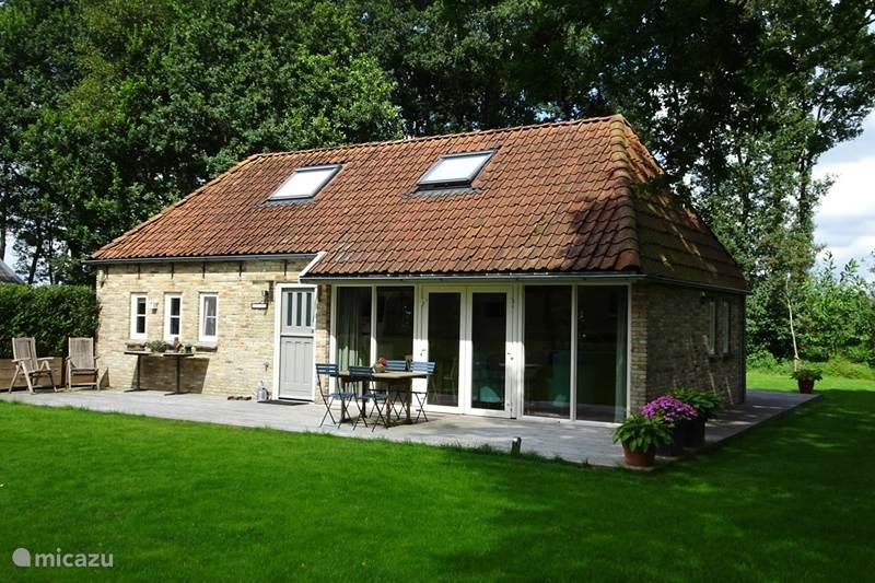 Vakantiehuis Nederland, Friesland, Wijnjewoude Vakantiehuis De Dobbe - Bakkeveen, Friesland
