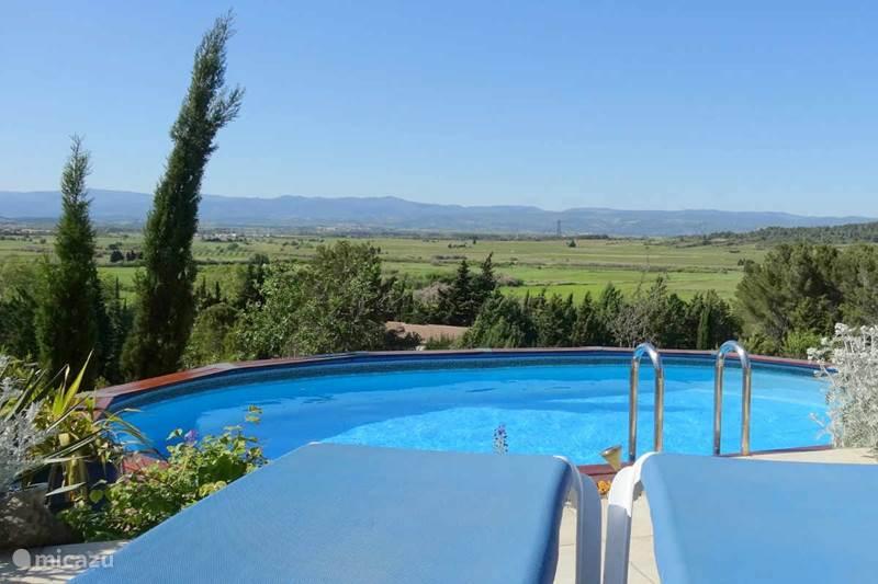 Vacation rental France, Aude, Escales Villa Villa Montagne Verte