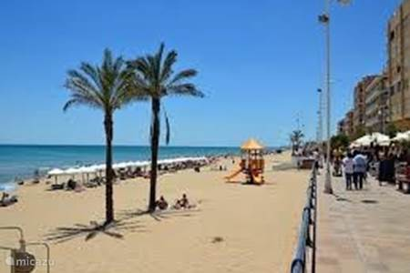 Guardamar Moncayo Beach