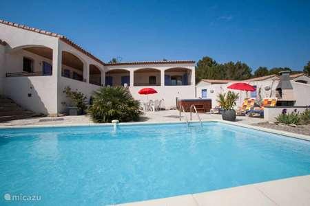 Vacation rental France, Hérault, Siran-Najac villa Villa Myosotis
