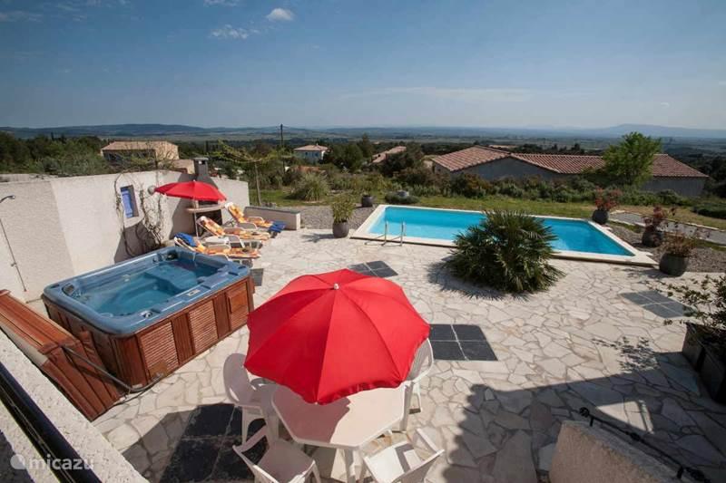 Vakantiehuis Frankrijk, Hérault, Siran-Najac Villa Villa Myosotis
