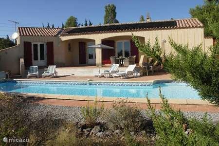 Vakantiehuis Frankrijk, Hérault, Siran-Najac villa Villa Najac