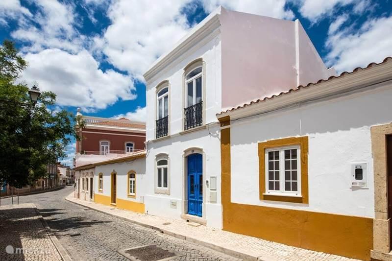 Vakantiehuis Portugal, Algarve, Silves Vakantiehuis Stadsvilla Mourisca
