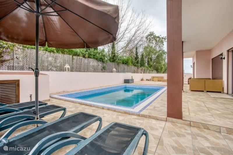 Vakantiehuis Portugal, Algarve, Alvor Vakantiehuis Casa Martha