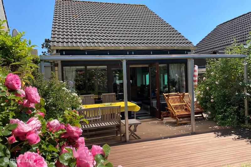 Vakantiehuis Nederland, Zeeland, Brouwershaven Vakantiehuis Grevelingseslag 3