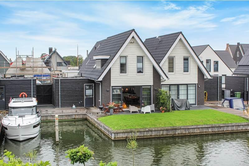 Vakantiehuis Nederland, Friesland, Stavoren Geschakelde woning La Felicidad Stavoren