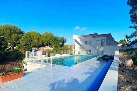 Vakantiehuis Spanje, Costa Blanca, Benissa villa Villa L'Azalea