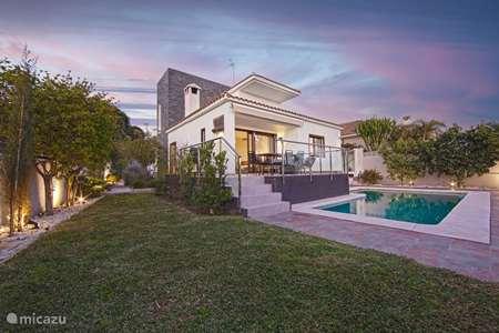 Vakantiehuis Spanje, Costa del Sol, Marbella villa Villa Costabella