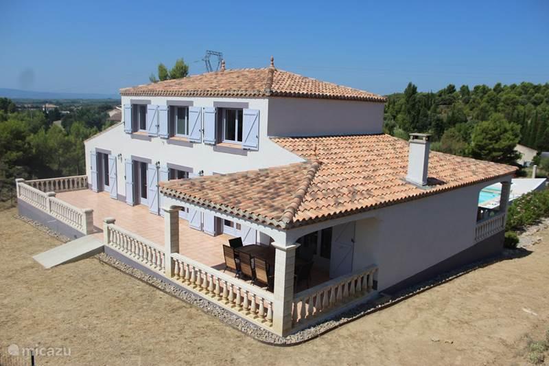 Vakantiehuis Frankrijk, Hérault, Siran-Najac Villa Villa Les Pyrénées