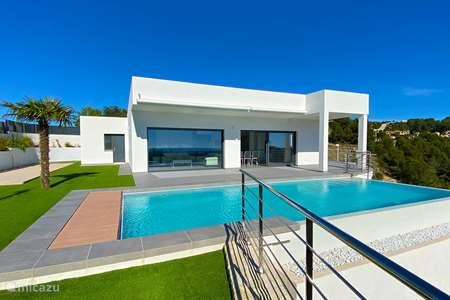 Vakantiehuis Spanje, Costa Blanca, Calpe villa Villa Olivia