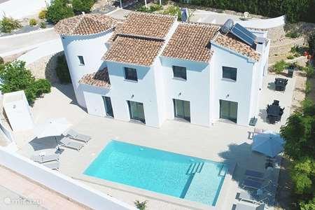 Vakantiehuis Spanje, Costa Blanca, Benissa villa Villa Montemar