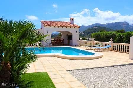 Vakantiehuis Spanje, Costa Blanca, Calpe villa Villa Hermosa