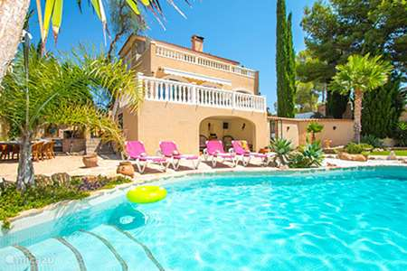 Vakantiehuis Spanje, Costa Blanca, Benissa villa Villa Lorena